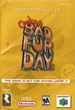 Conker's Bad Fur Day -- Manual Only (Nintendo 64)